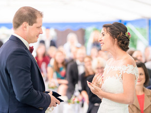 Entspannt Ja sagen: Tipps für euer Eheversprechen