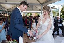 Sand-Zeremonie Hochzeit