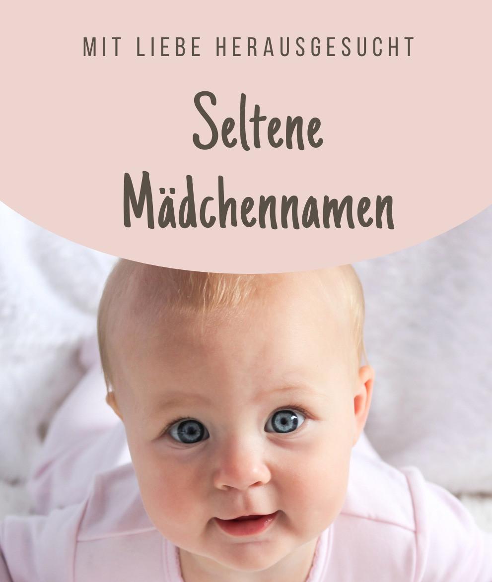 Seltene Mädchennamen aus der Schweiz. Ideen freie Taufe