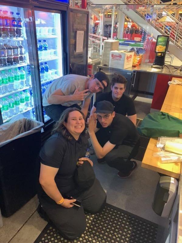 Levi DAWG crew
