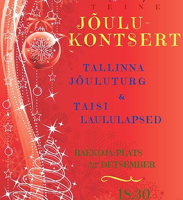 Taisi Laululapsed Jõuluturul 2017