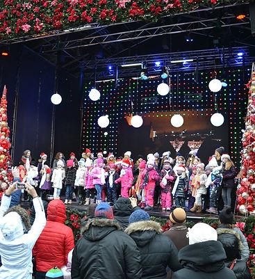 Taisi Laululapsed Jõuluturul 2016