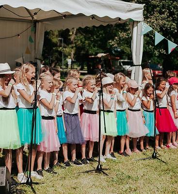 Taisi Laululapsed Rõõmsate Laste Festivalil 2019