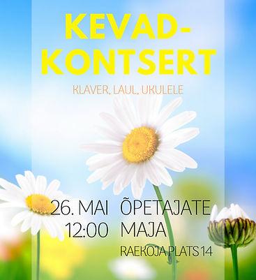 Taisi Laululapsed Kevadkontsert 2019