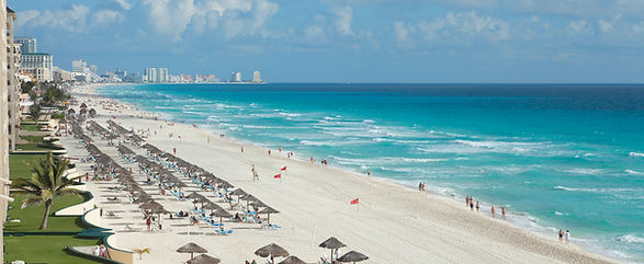 high-angle-view-of-the-beach-in-cancun-m