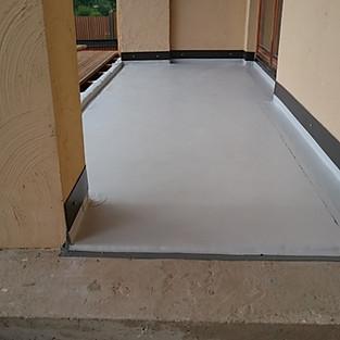 PVC Terase