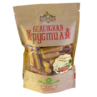 Хрустила Яблочная с вишней и корицей 70 гр.