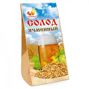 """Солод ячменный, 700 гр. """"Дивинка"""""""