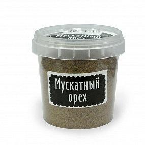 Мускатный орех молотый (специи) 55 гр.