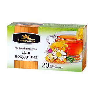 """Напиток чайный """"Для похудения"""" 20 ф/п *1,5 гр"""