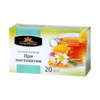 Чайный напиток При мастопатии  20ф/п по 1,5гр