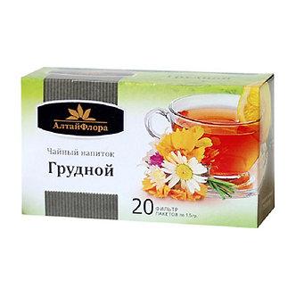 """Напиток чайный """"Грудной"""" 20 ф/п*1,5гр"""