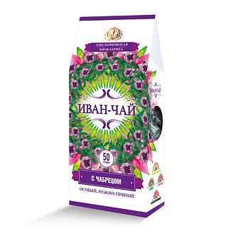 """Чайный напиток """"Северный чай"""" Иван-чай листовой ферментированный с чабрецом"""