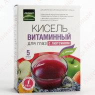 Кисель Витаминный для глаз с лютеином, пакет 18гр.