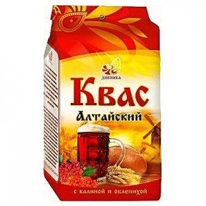 """Квас алтайский с ржанным солодом и ягодами, 700 гр. """"Дивинка"""""""