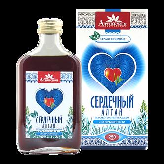 """Бальзам """"Сердечный Алтай"""" 250 мл."""