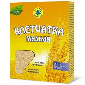 Клетчатка пшеничная мелкая 200 гр.