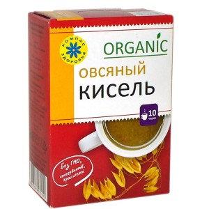 Кисель овсяно-льняной ОВСЯНЫЙ 150 гр.