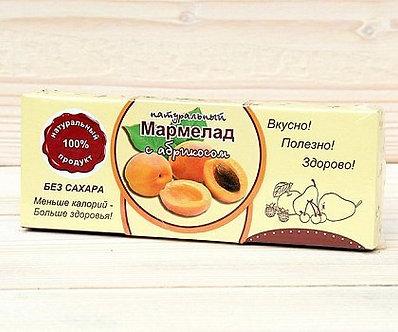Мармелад с Абрикосом без сахара 140гр.