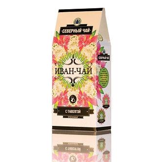 """Чайный напиток """"Северный чай"""" Иван-чай ферментированный с таволгой, пирамидка 30"""