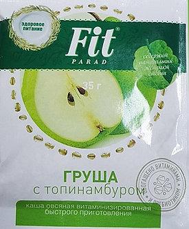 Каша овсяная витаминизированная  б/п Груша 35 г (пакет-саше)