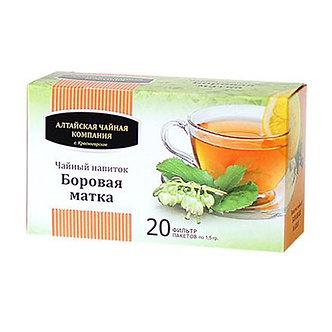 """Напиток чайный """"Боровая матка"""" 20 ф/п*1,5 гр.."""