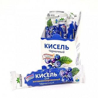 Кисель черничный (на сахаре) 20 гр.