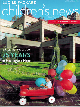25th Aniversary Cover