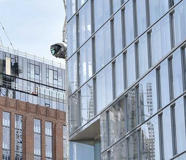 Design Services | London building under construction