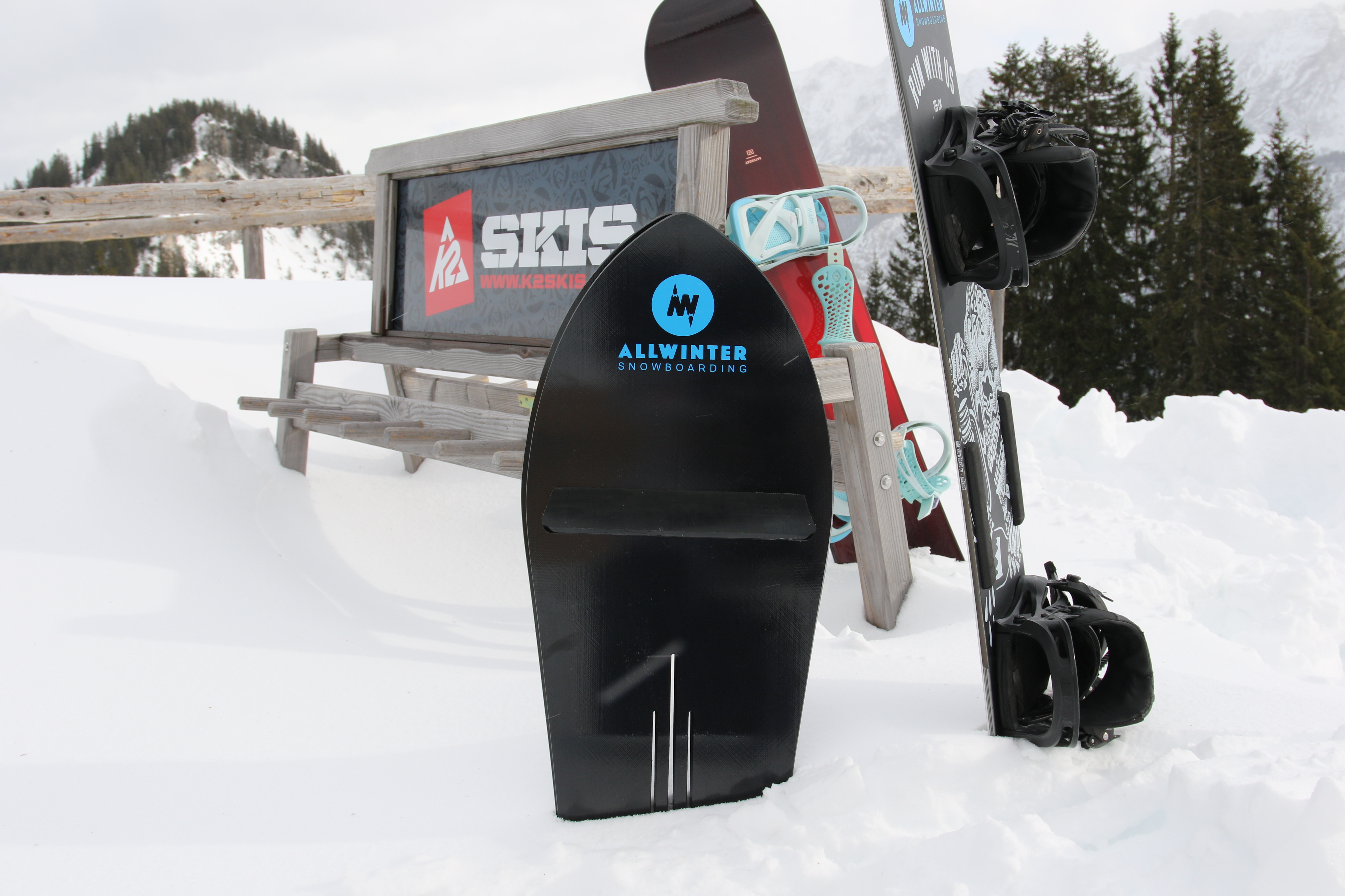 PD & snowboards