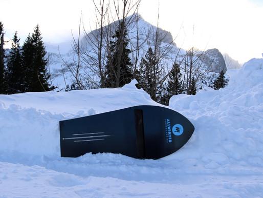 The DIY-Series: DIY Snowboard