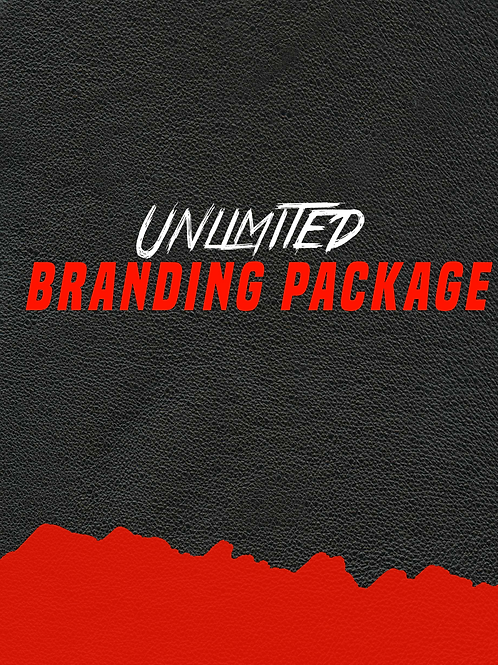 UNLIMITED BRANDING PACKAGE-$6000