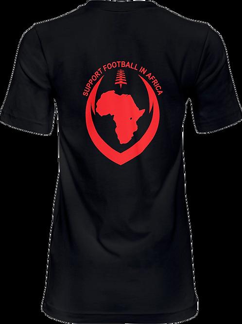 Short  Sleeve Sponsor Africa