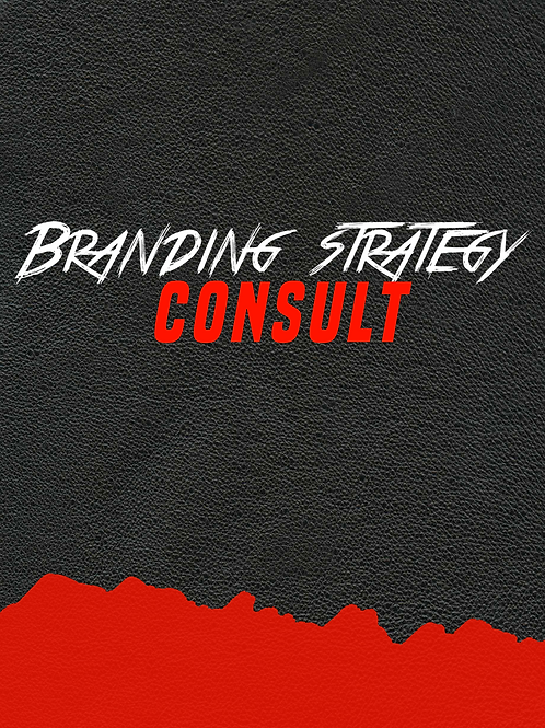 BRANDING STRATEGY CONSULT