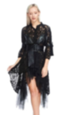Casablanca lace shirt dress .jpg