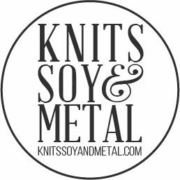 knits soy and metal