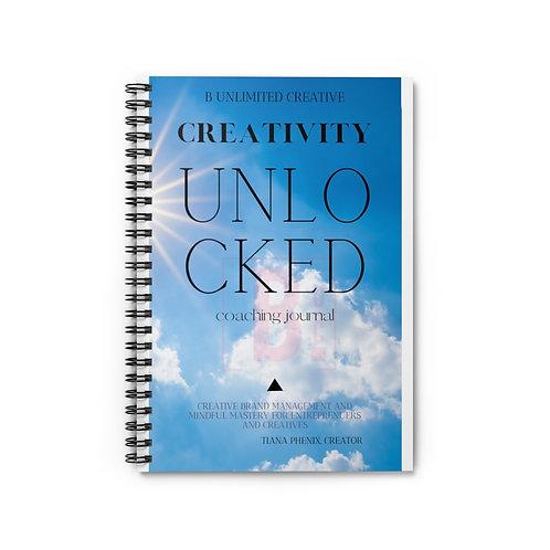 Coaching Spiral Notebook