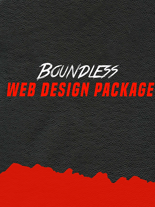 Boundless E-Commerce Site $2000