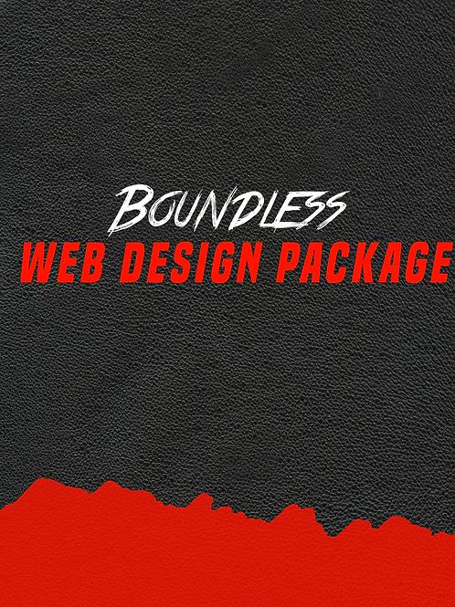Endless Basic Web Design $1500