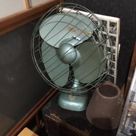 名電社の扇風機