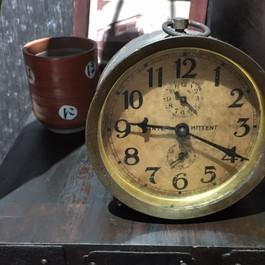 精工舎の目覚まし時計
