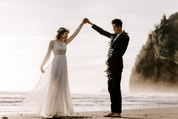 Pololu Valley Elopement