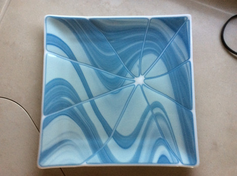 Fractured…plate