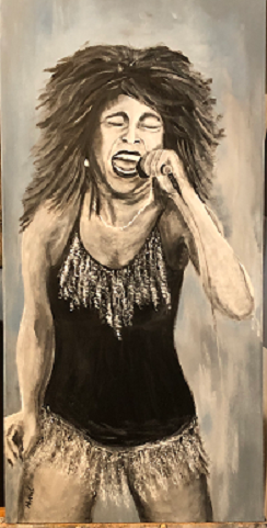 Tina Turner, What's love got to do with it?