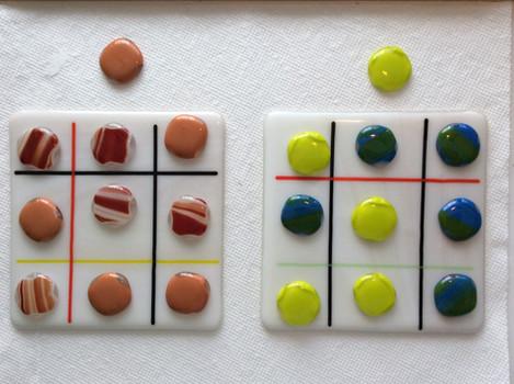 Tic Tac Toe boards (x2)