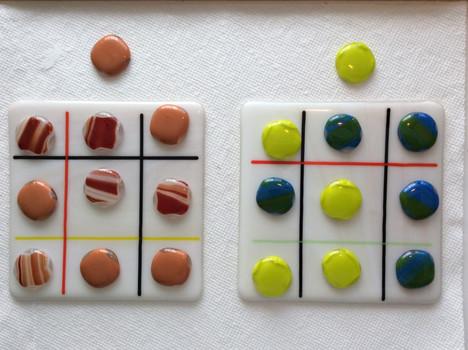 Jeux Tic Tac Toe (x2)