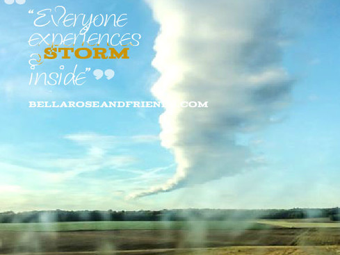 Everyone Experiences a Storm Inside