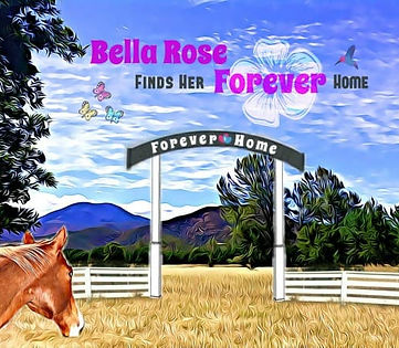 Bella Rose Finds Her Forever Home Story Cover