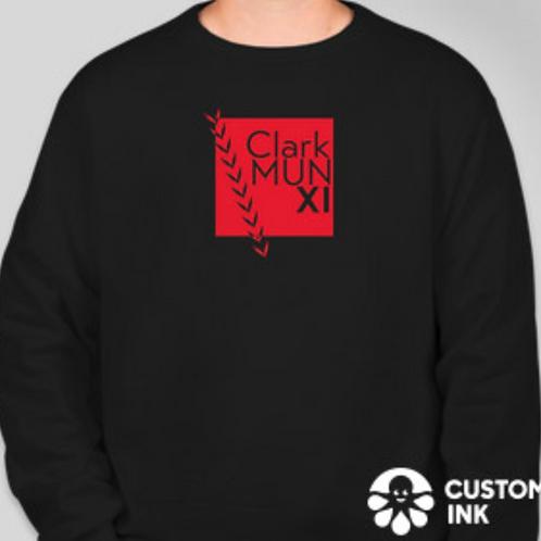 ClarkMUN XI Crewneck Sweatshirt