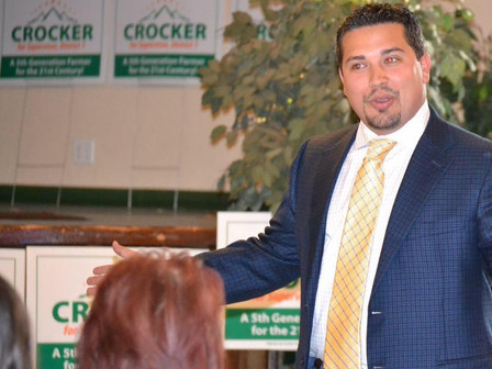 The Kaweah Commonwealth Endorses Crocker for Supervisor
